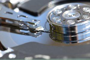 Przebieg procesu odzyskiwania danych